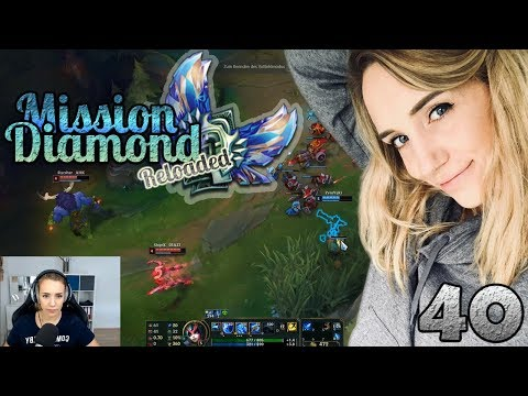League of Legends | Mission Diamond RELOADED 40 | DIA-Promo 1 - 1 | AFK ist out! thumbnail