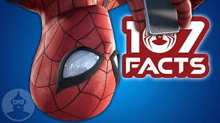 107 Spider-Man (PS4) Facts YOU Should Know!