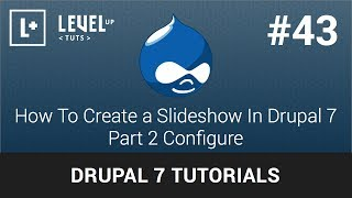 Drupal 7 Tutorials #43 - How To Create a Slideshow In Drupal 7 - Part 2 Configure