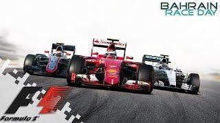 F1 2016 - BAHRAIN - Race Day!