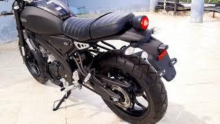 Yamaha XSR 155 - 2021 Wakaround. #Vĩnh Long#AnhTrungYamaha.