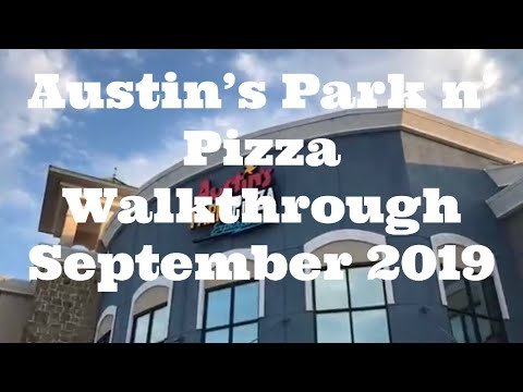 Austin's Park N' Pizza Walkthrough September 2019