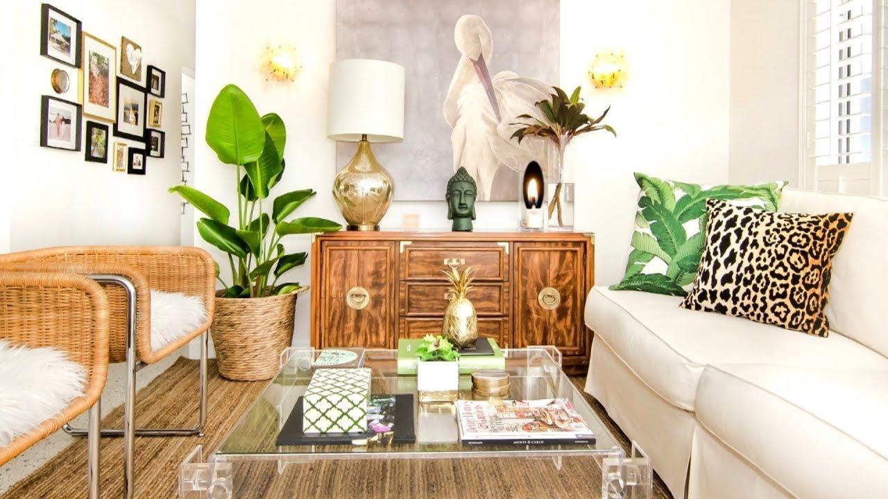28 Boho Chic Living Room Decorating Ideas Youtube