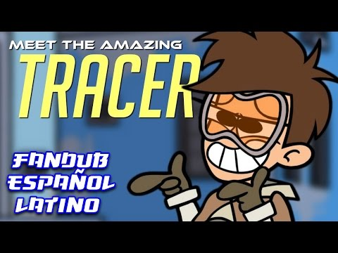 Meet the Amazing Tracer Fandub Espaol Latino