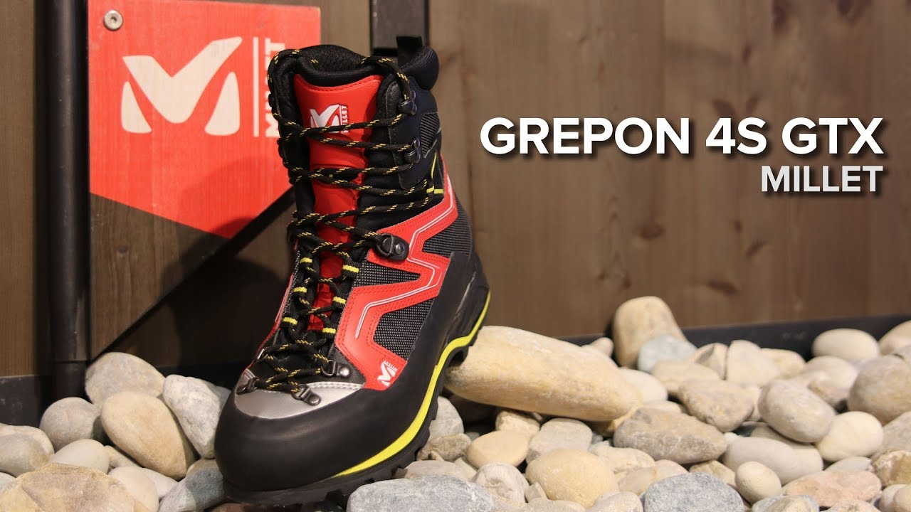 Millet   Grepon 4S GTX - Chaussure d alpinisme - Snowleader.com ... 516ac4c3139