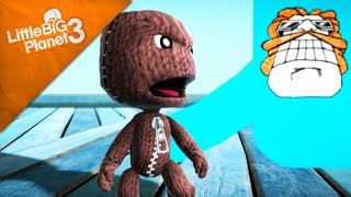LittleBigPlanet 3 - Everything WRONG With LBP3 Part 2 [Film/Animation]