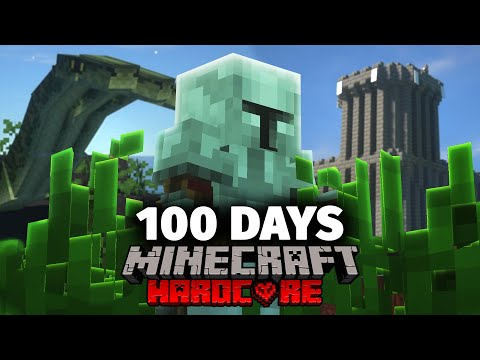 I Spent 100 Days in Medieval Times in Minecraft… Here's What Happened