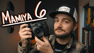 The BEST Medium Format Camera for Travel | Mamiya 6 Review