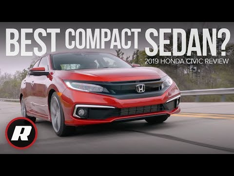 2019 Honda Civic Review: Solidifying its spot as top compact sedan