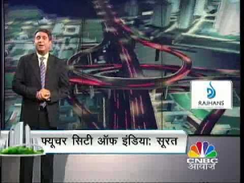 Future Cities of India | Surat Overall City | CNBC Awaaz