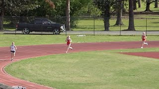 2021 T.R. Miller #3 Home Track Meet - Girl's 4 x 800 M Relay - 04/08/2021