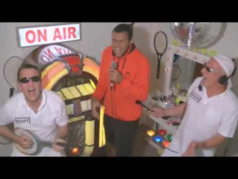 Roland Garros 2010 Tsonga Karaoke.wmv