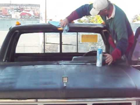 1970 Chevy Pickup >> 87 Chevy Pickup Windshield Installed pt 1 - YouTube