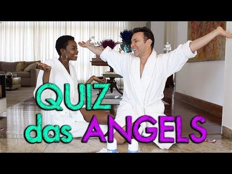 Victoria's Secret Fashion Show QUIZ! com Angel VS Maria Borges   #HotelMazzafera