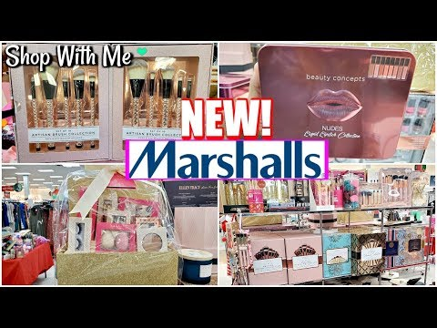 Marshalls Skincare Facemask Beauty Walkthrough * SHOP WITH ME 2019