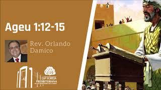 Ageu 1:12-15 | Orlando Damico
