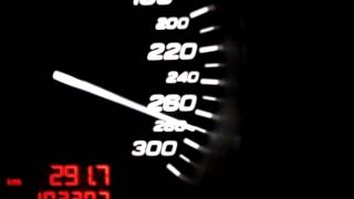 AUDI S8 2008 TOP SPEED IN DUBAI