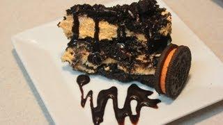 No Bake Oreo Cheesecake With Cookingandcrafting