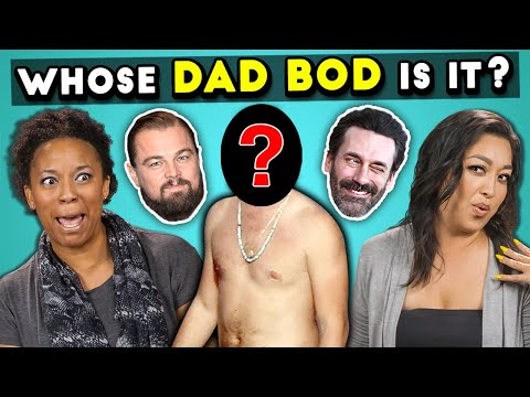Can YOU Guess That Celebrity Dad Bod?