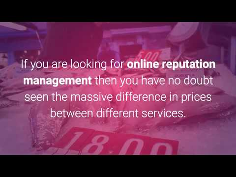 Online Reputation Management Services UK - The best reputation management service providers