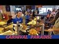 Carnival Paradise Full Ship Tour w/Dining & Cabin - YouTube
