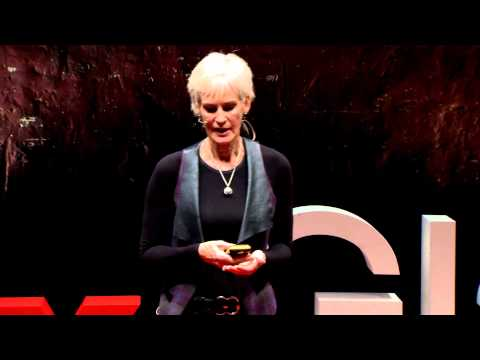Community Led Sport: Achieving greatness together | Judy Murray | TEDxGlasgow