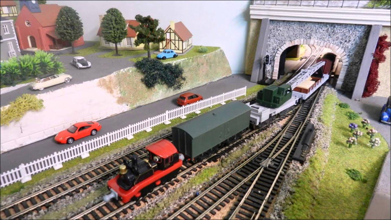 Chuggington - La locomotive Vieux Pete by Franzitrains