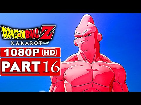 DRAGON BALL Z KAKAROT Gameplay Walkthrough Part 16 [1080p HD 60FPS PS4] - No Commentary