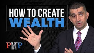 4 Steps on How to Create Wealth
