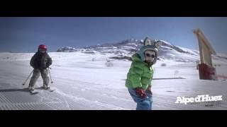 Alpe d'Huez grand domaine Ski teaser 2015 2016