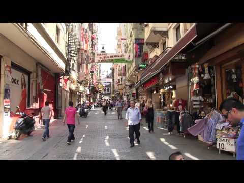 La vie à ISTANBUL,Turquie ( Full HD )
