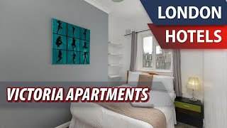 Victoria Apartments Review Hotel in London Great Britain