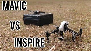 DJI Inspire is my Dream Drone but I like the Mavic Pro Better