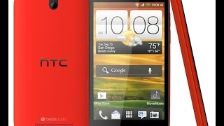 HTC One SV CDMA Hard Reset and Forgot Password Recovery, Factory Reset