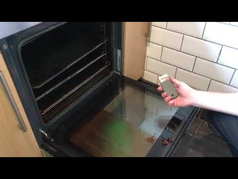 How to Clean Your Oven and Remove Glass Door Stains Without Using Chemicals (BEST and FASTEST way)