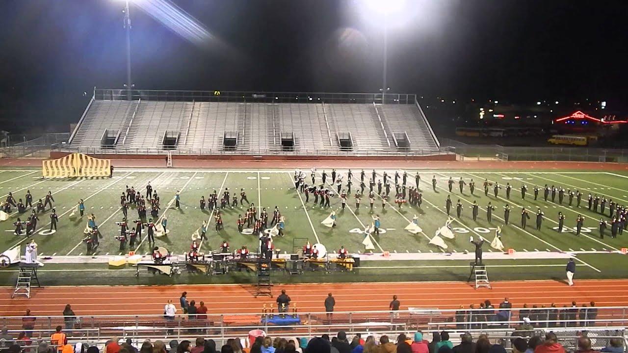 Burleson High School Marching Band USBands 2013 - YouTube