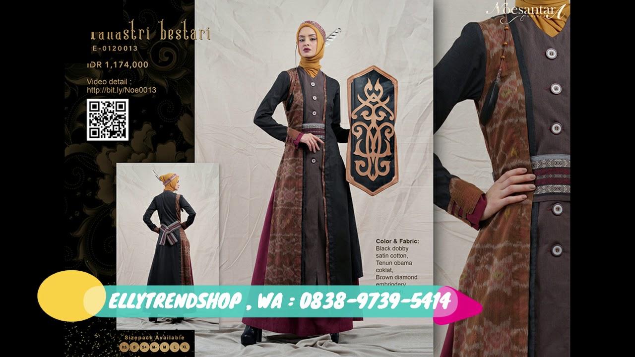 Gamis Tuneeca Noesantara Collection 12