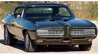 1968 Pontiac GTO Performance Video including numerous burnouts!