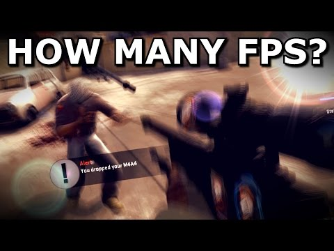 How many frames a second do you need?