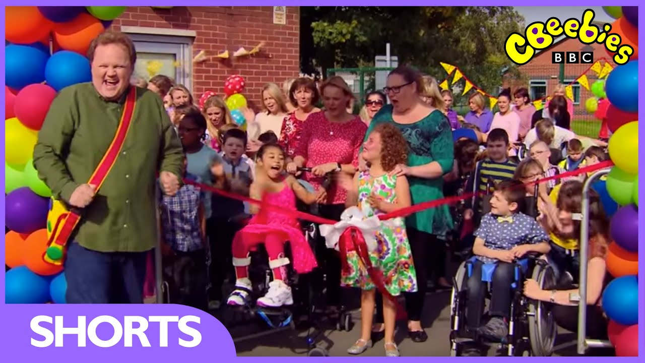 Cbeebies something special birthday party youtube - Something special ...