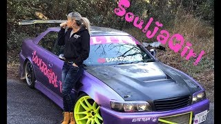Drift Girl Primeiro Video Do Ano SouljaGirlTV