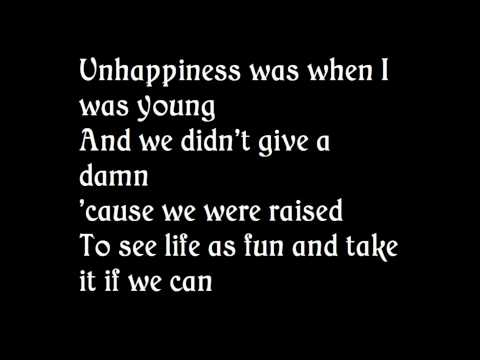 The Cranberries - Ode to my family (lyrics)