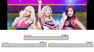 Video How Would Japan line twice sing catch me if you can jap ver line distribution download MP3, 3GP, MP4, WEBM, AVI, FLV Juni 2018