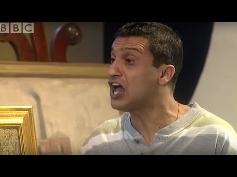 Da Vinci was an Indian sketch - Goodness Gracious Me - BBC Comedy