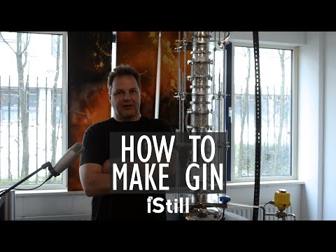 How To Make The Perfect Gin - IStill