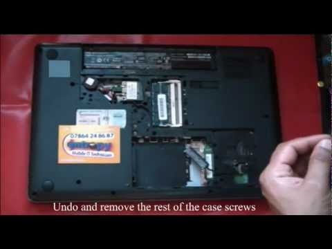 how to dismantle to fix components in hp g62 tear down repair rh youtube com HP 15.6 Inch Laptop Case HP G62 Support