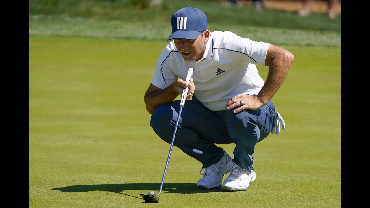 Big finish sends Sergio Garcia to big lead at the Players ...