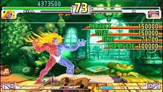 [TAS] Street Fighter III 3rd Strike - Gill