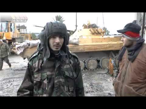 Интервью сирийского наводчика БМП