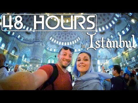 48 Hours in Istanbul 2019: Baklava, Boats and Stunning Sunse
